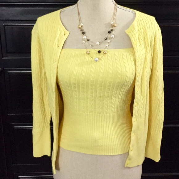 Daisy Fuentes Sweaters - Sweater set
